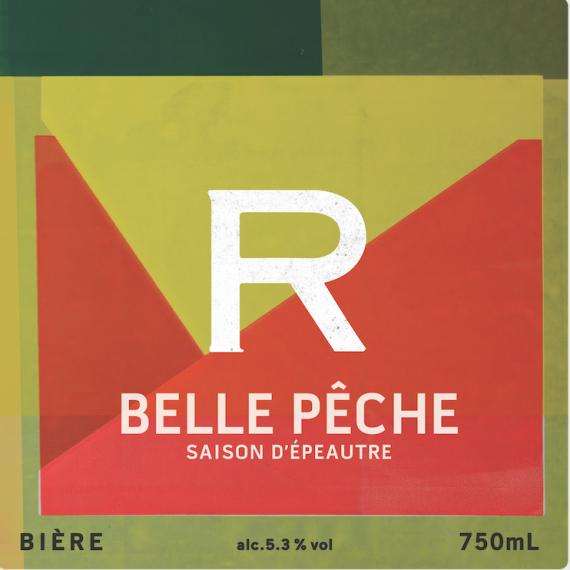 Belle Pêche_Etiquette